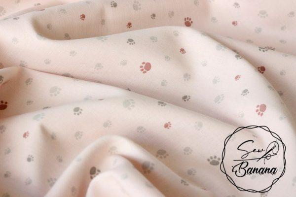 paw fabric