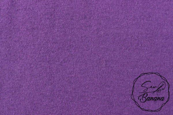 Meadow Violet ribbing