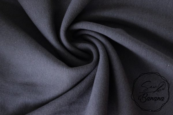 dark grey ribbing