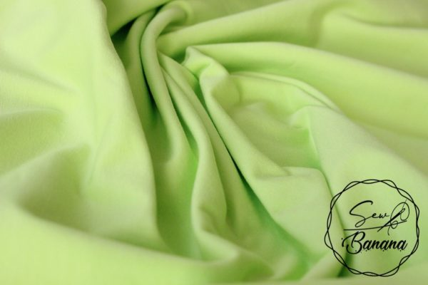 Sharp Green ribbing