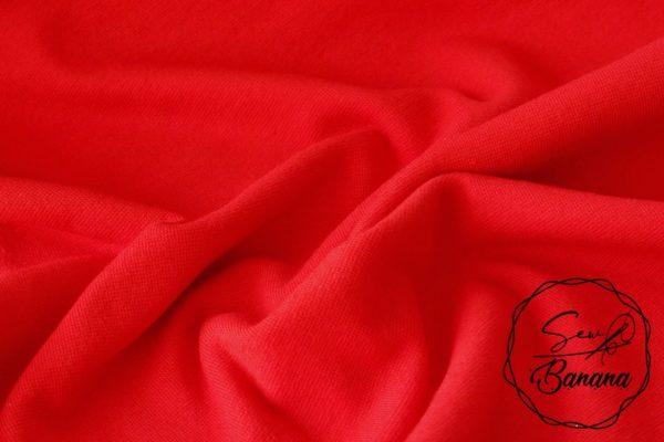 red ribbing