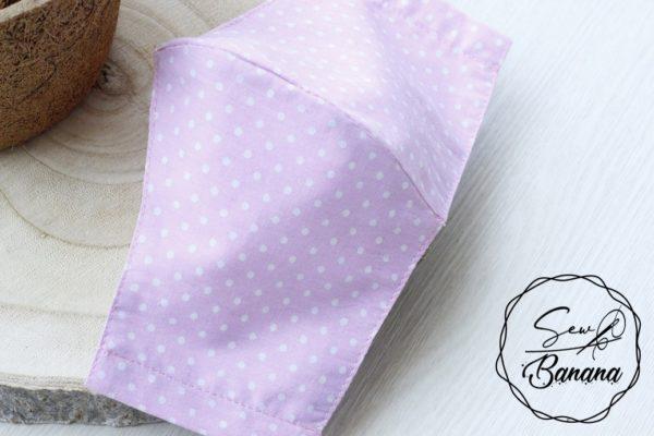 pink dots mask