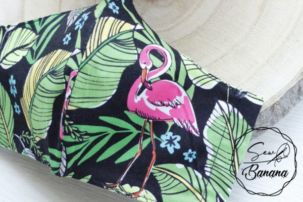 flamingo mask