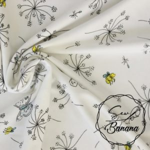 bees white jersey