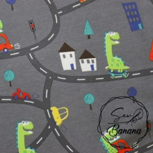 dino town jersey