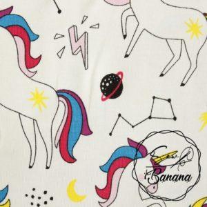unicorn universe white jersey