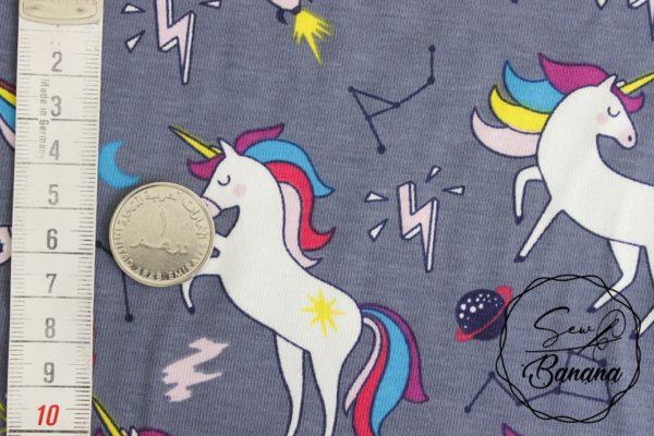 unicorn universe grey jersey