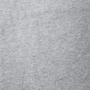 ash gray melange jersey
