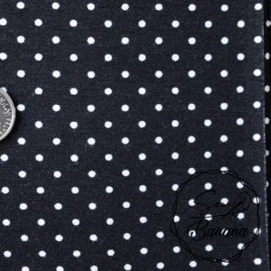 blackdots viscose jersey