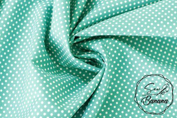 Jolly Green poplin