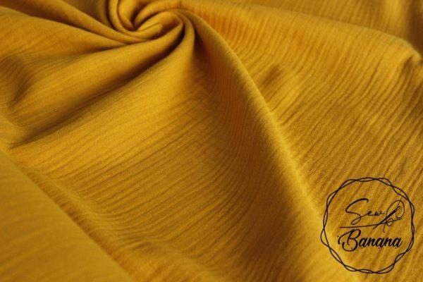 Golden Glow muslin