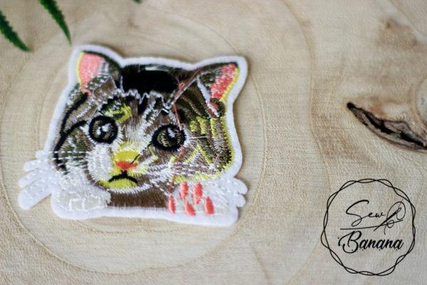 cat iron on