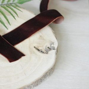 4 cm ribbon rum raisin