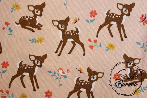 lovely deer jersey