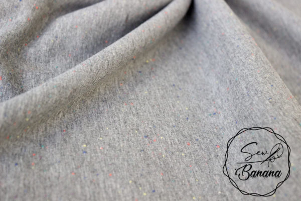 Alloy melange sweat french terry