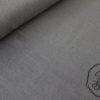Charcoal Gray linen