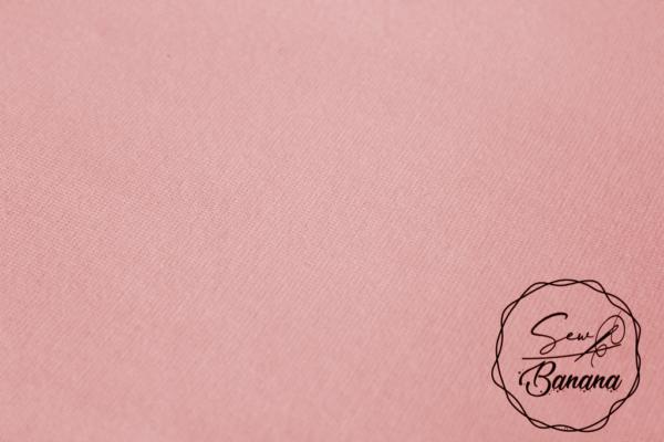 Silver Pink ribbing